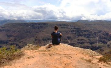 Huancas Canyon