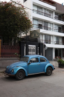 One of many Beetles in Barranco